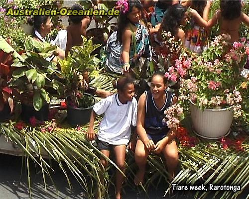 Events - Cook Islands