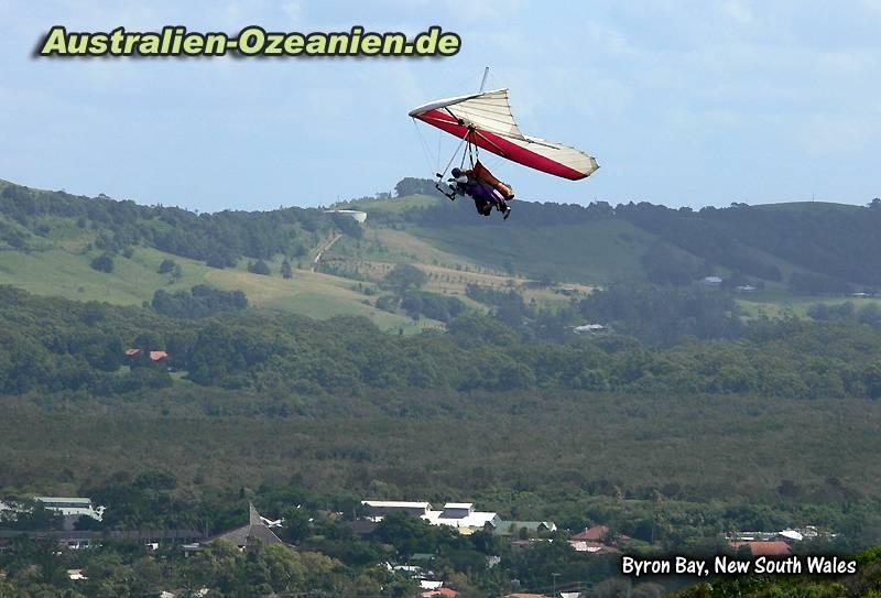 Drachenfliegen Canberra