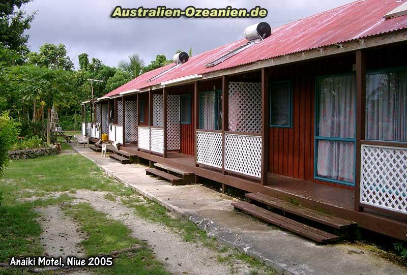 Niue Island Accomodation