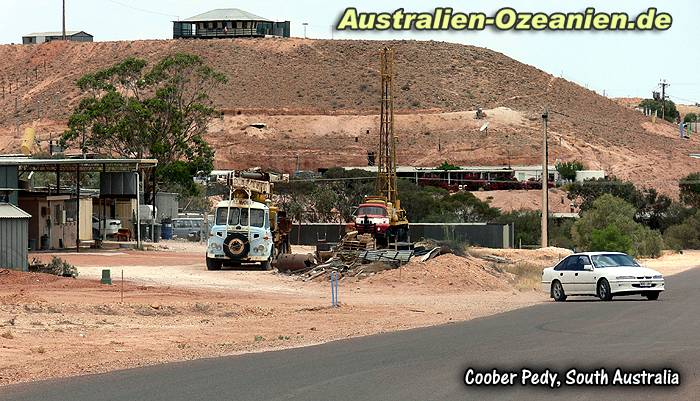 Coober Pedy Australia  city pictures gallery : Coober Pedy South Australia