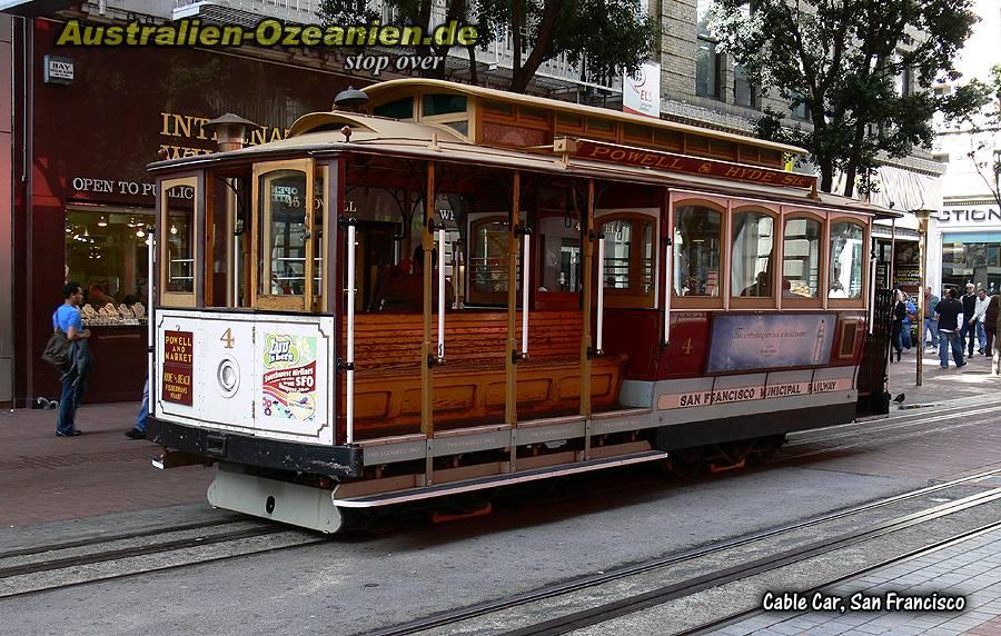 Kommentierte Bilder Von San Francisco Und Umgebung